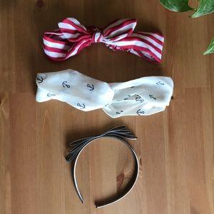 Accessories - 🎉HP🎉Nautical or Nice headband set